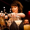 Speed Rack: Cocktail Challenge for Breast Cancer Charity