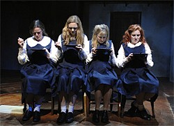 WWW.DAVIDALLENSTUDIO.COM - Tir na nÓg explores the sexuality of teenage Irish schoolgirls.
