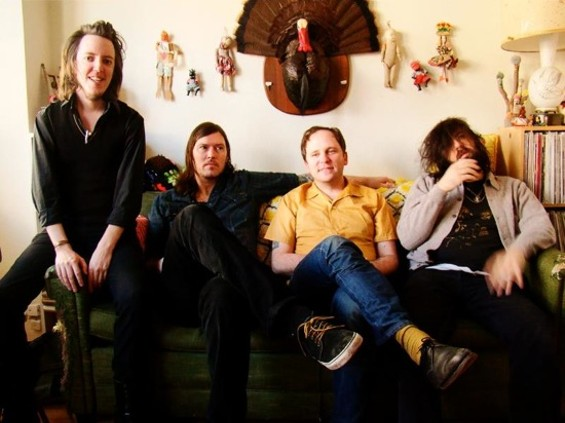 To the Fresh & Onlys frontman Tim Cohen: We're glad to have you back.