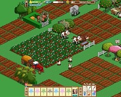 Today, FarmVille crops yield real cash