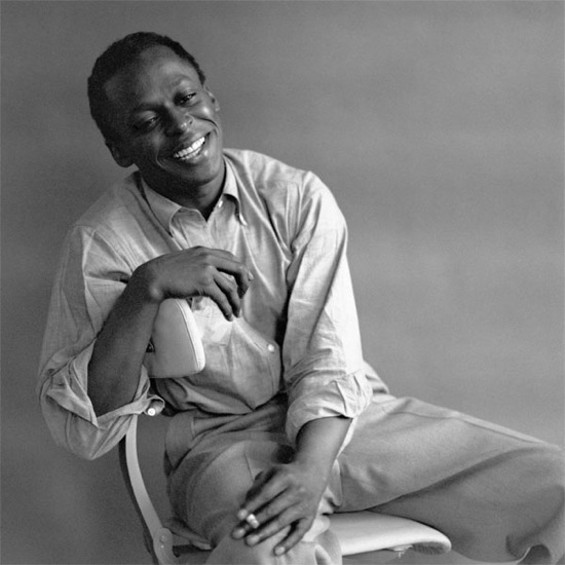 Today is the 20th anniversary of Miles Davis' death on Sept. 28, 1991 - TOM PALUMBO
