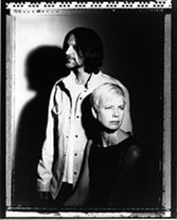 CHRISTINE  ALICINO - Tom Bonauro and Joan Jeanrenaud.
