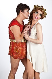 """Hot Greeks"": Thrillpeddlers and Cockettes Revive Drag Pleasures"