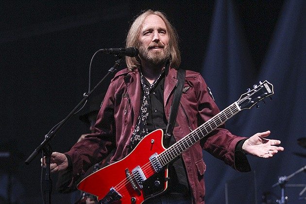 Tom Petty, No. 1 at last. - CHRISTOPHER VICTORIO