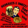 Tonight: All-You-Can-Eat Pancakes, In the Name of Art