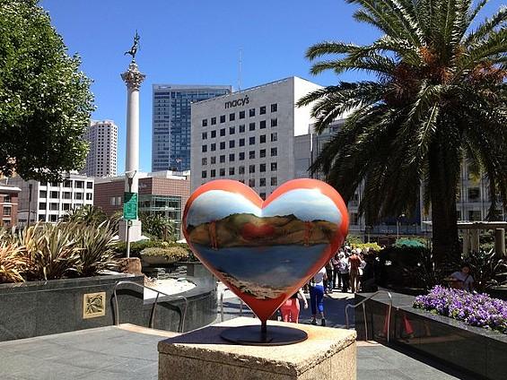 Tony Bennett's heart that started it all - WIKIPEDIA