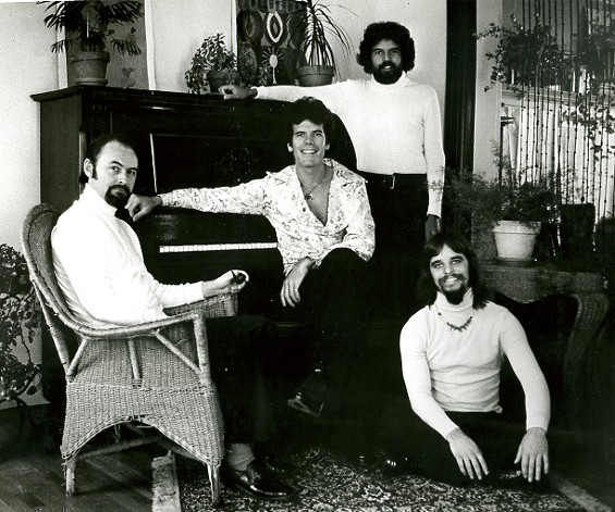 Tony Hall and the Hallmarks, circa 1967