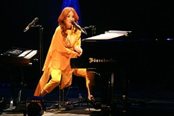 Tori Amos in Oakland