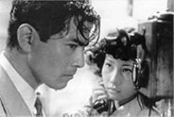 Toshiro Mifune can't beat the heat in Akira Kurosawa's Stray Dog.