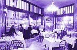 ANTHONY  PIDGEON - Toss the Bouquet: The romantic, eclectic Da Flora is worth going back to.