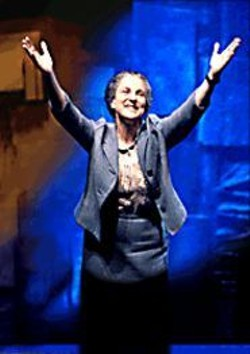 AARON  EPSTEIN - Tovah Feldshuh stars as Golda Meir.