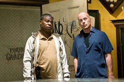 Tracy Morgan and Bruce Willis play cop buddies who have to break all the rules.