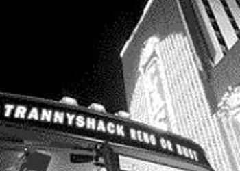 Trannyshack Reno or Bustier