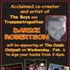 <em>Transmetropolitan</em> Artist Darick Robertson Book Signing in SF