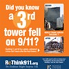 Truther in Advertising: 9/11 Conspiricists Decide Commuters are Ready to Learn a Terrible Secret