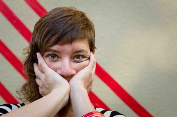 tUnE-yArDs performs Wednesday at the Regency Ballroom.