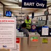 BART Service Shut Down Due to Death on Tracks (Update)
