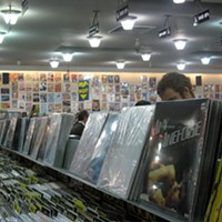 High On Fire at Amoeba Records, SF Twas the summer of 'Rehab' wasn't it? By David Downs