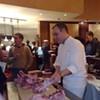 Twitter-Size Recipes: Ryan Farr's Pig Head MuShu