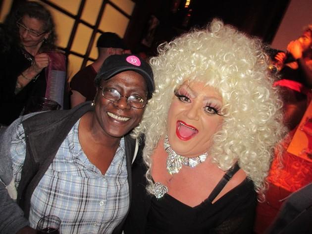 With Sharon Jones - MUTHACHUCKA