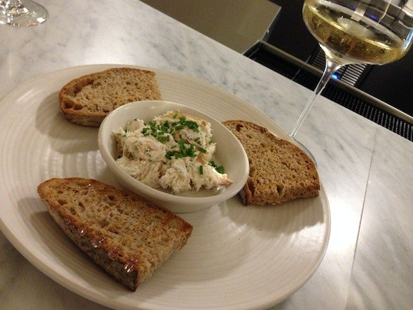 Smoked Trout Dip and Some Vino Fun at Tofino Wines - TREVOR FELCH