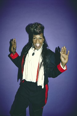 Big Freedia brings more bounce to the ounce than Miley Cyrus. - COURTESY OF BALLIN PR