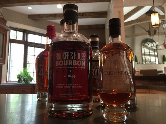 Hooker's House Sonoma Style Bourbon - BRAD JAPHE