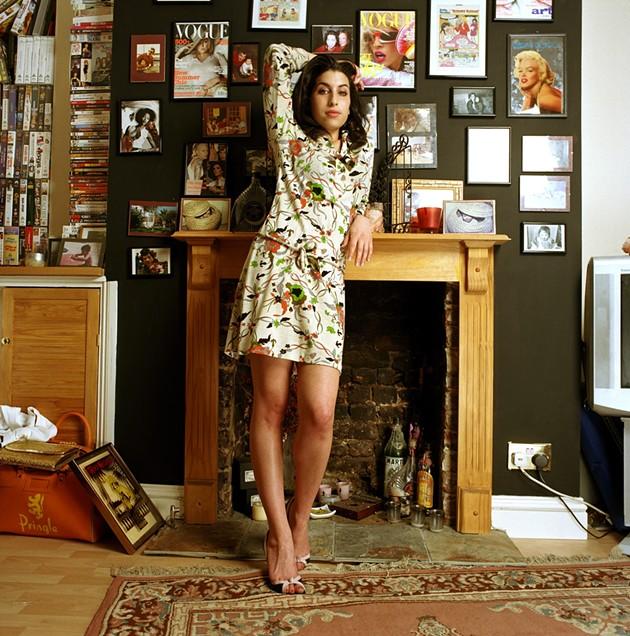 Amy Winehouse - MARK OKOH, CAMERA PRESS LONDON