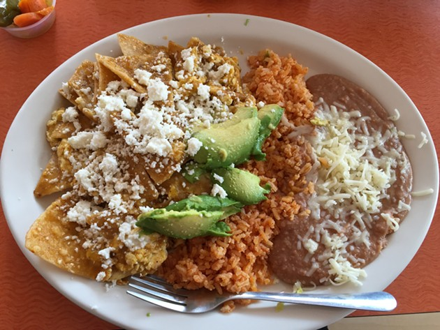 Chilaquiles - PETER LAWRENCE KANE