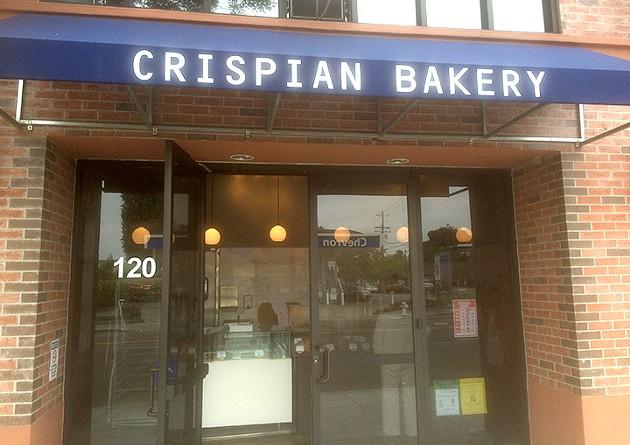 Crispian Bakery awning - JEFFREY EDALATPOUR