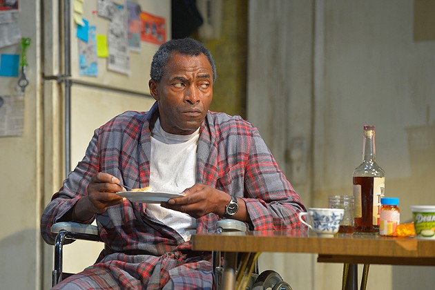 "Carl Lumbly as Walter ""€œPops"" Washington - KEVIN BERNE"