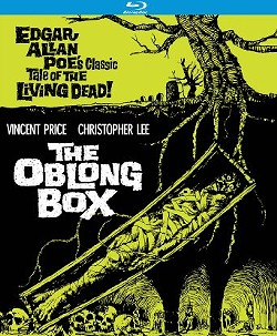 Blu Ray box cover - KINO LORBER