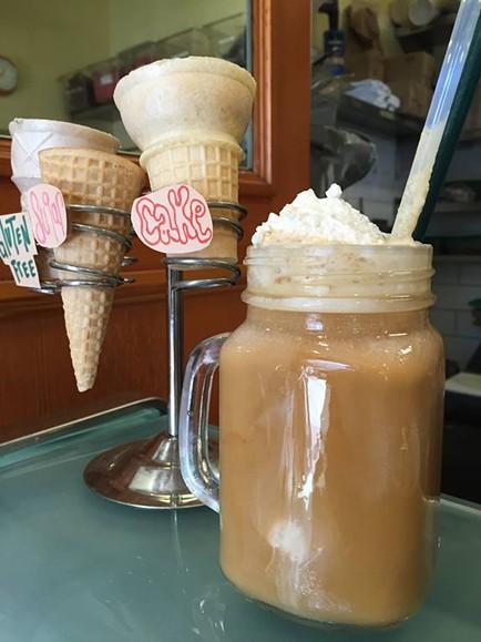 Ice cream treats - BI-RITE CREAMERY