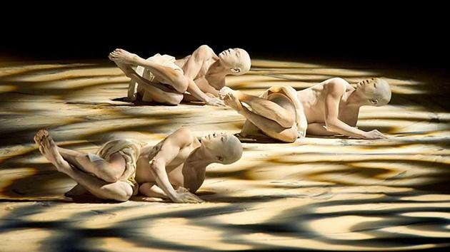 PHOTO COURTESY SANKAI JUKU VIA YERBA BUENA CENTER FOR THE ARTS