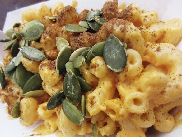 Mac n' Cheese...and PUMPKIN in Half Moon Bay - TREVOR FELCH