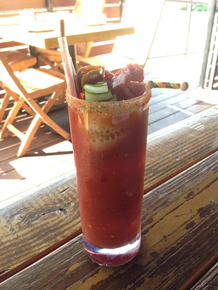 Calavera Bloody Mary - A.K. CARROLL