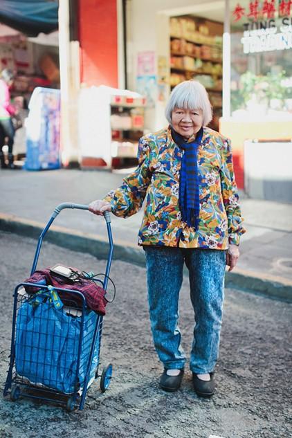 ANDRIA LO/CHINATOWN PRETTY
