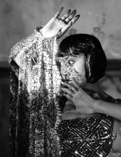 Anna May Wong in Piccadilly - MILESTONE FILMS