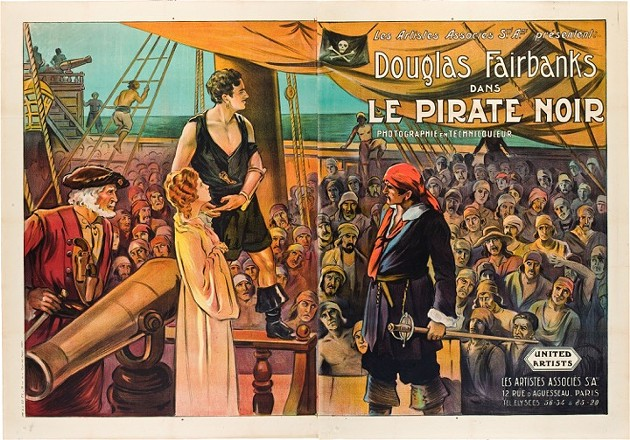 The Black Pirate - TRACEY GOESSEL