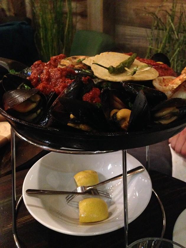 Seafood Steam - A. K. CARROLL