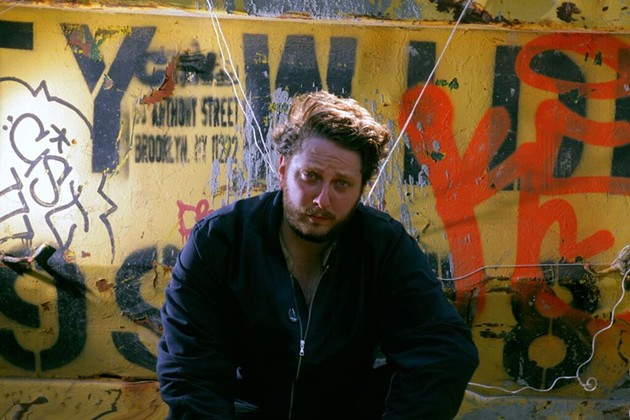 Daniel Lopatin, a.k.a. Oneohtrix Point Never. - CREDIT: ANDREW STRASSER