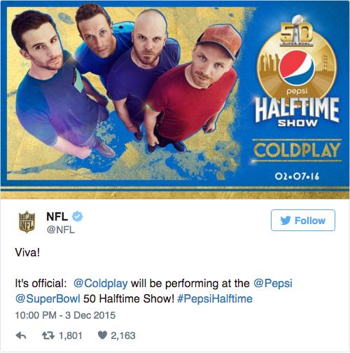 NFL / TWITTER