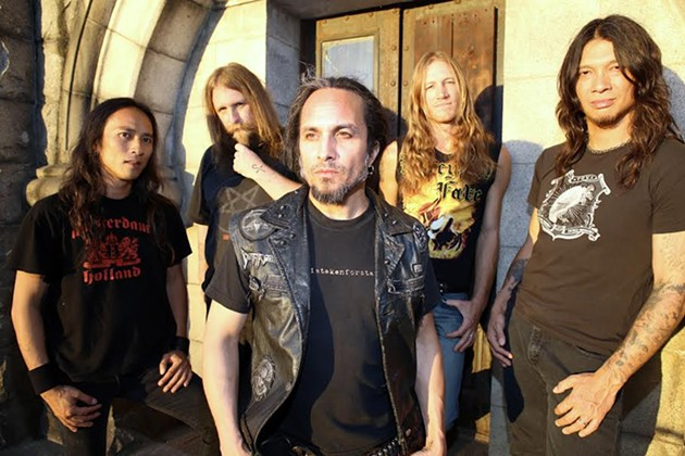 Death Angel - CREDIT: NUCLEAR BLAST RECORDS