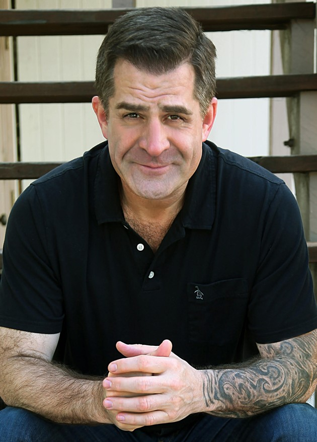 Todd Glass pushes back on the idea of PC culture ruining comedy