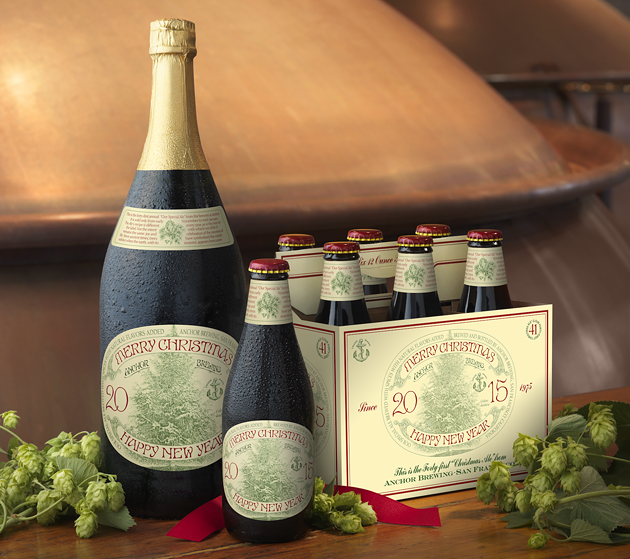2015 Christmas Ale - ANCHOR BREWING