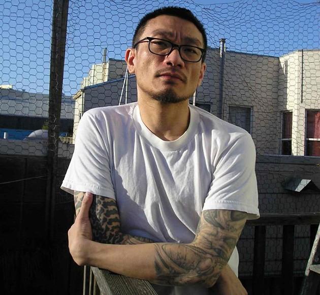 Justin Chin - R. E. MORRISON