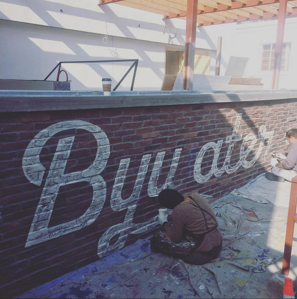THE BYWATER/INSTAGRAM