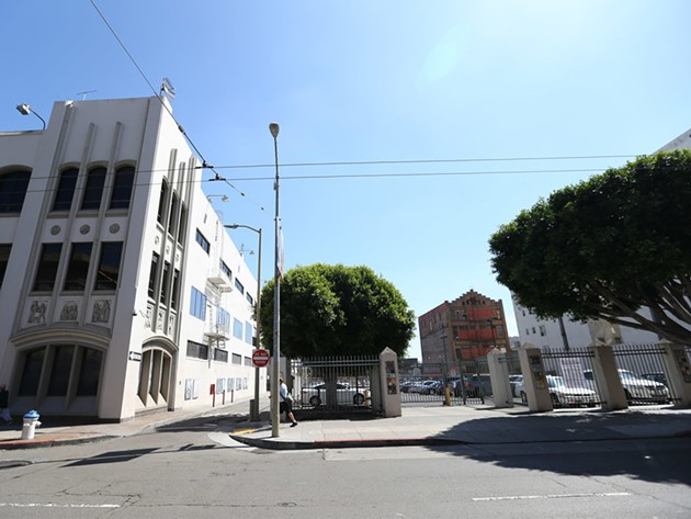 Site of the 5M project - MIKE KOOZMIN/SF EXAMINER