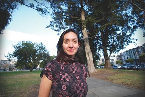 Heather Marlowe. - SF EXAMINER
