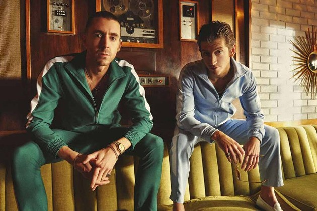 The Last Shadow Puppets - ZACHARY MICHAEL/SPIN